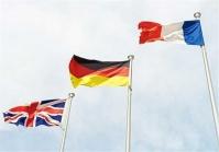 بیانیه تروئیکای اروپایی در واکنش به اقدام هستهای جدید ایران
