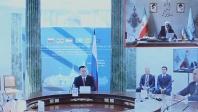 ایران برای توسعه همکاری با کشورهای حوزه دریای خزر آمادگی دارد