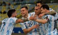 آرژانتین با تک گل «آنخل دی ماریا» قهرمان کوپا آمریکا شد
