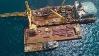 صادرات نفت ایران از ساحل دریای عمان