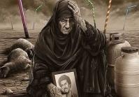 هم وطن تشنگیات بر دلم آتش زده است
