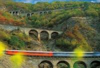 راه آهن ایران به عنوان بیست و پنجمین میراث جهانی ایران در فهرست یونسکو ثبت شد