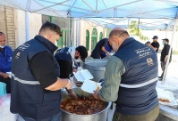 طبخ و توزیع ۳ میلیون پرس غذای گرم در مناطق محروم، همزمان با عید سعید غدیر