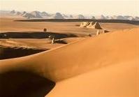۹۳ میلیون هکتار مساحت کشور بیابان است
