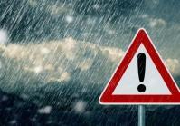 باران و صاعقه در ۱۵ استان تا سه شنبه