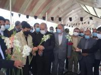 توضیحات دکتر وحیدی در بدو ورود به زاهدان