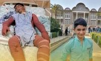 دستور وزیر کشور به استانداران اصفهان و خوزستان برای پیگیری عاجل درمان نوجوان فداکار ایذه ای
