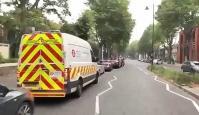 صحنههایی که هرگز در بی بی سی و اینترنشنال نخواهید دید/بحران سوخت در انگلستان+فیلم