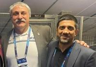 دعوت رسمی از تیم ایران برای مسابقه در آمریکا