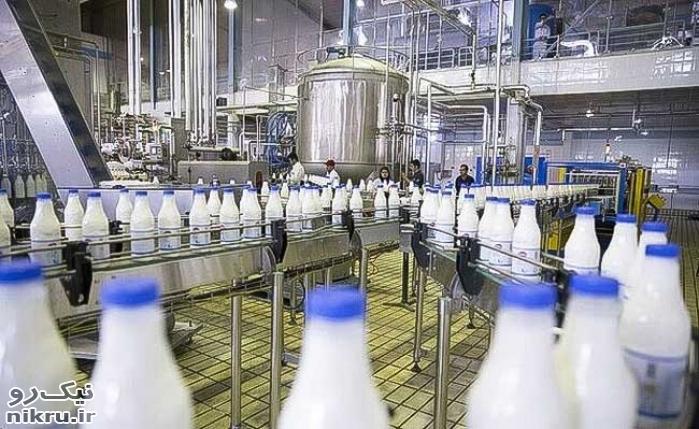 نرخ شیرخام اصلاح شود