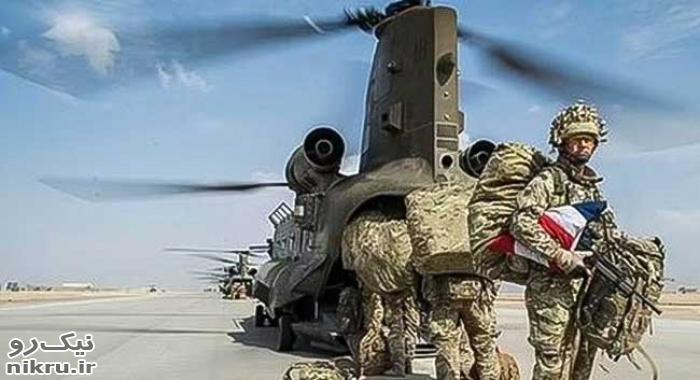 ماموریت ارتش انگلیس در افغانستان پایان یافت