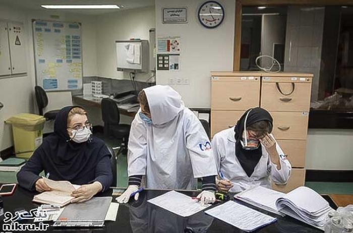 شناسایی ۱۶۰۲۵ بیمار جدید کرونایی/ ۱۵۷ نفر دیگر فوت شدند