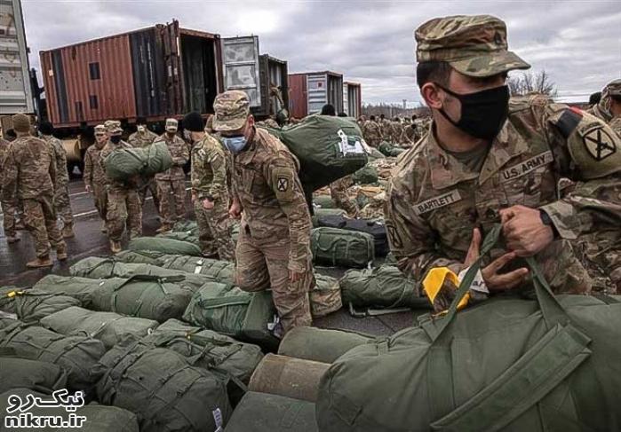 بیش از ۹۰ درصد فرآیند خروج نیروهای آمریکایی از افغانستان کامل شده