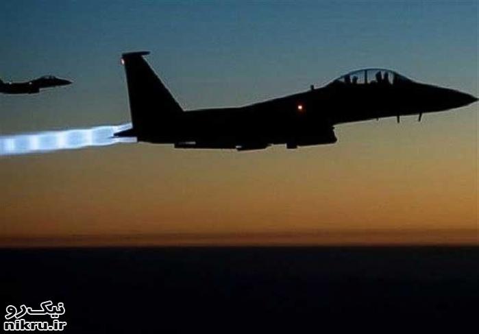 ۳ کشته در حمله جنگندههای آمریکایی به شمال شرق سوریه