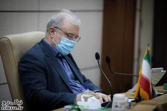 نمکی استعفای رییس اورژانس کشور را پذیرفت