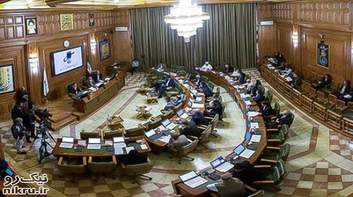 جزئیاتی از مراسم تحلیف منتخبین ششمین دوره شورای شهر تهران