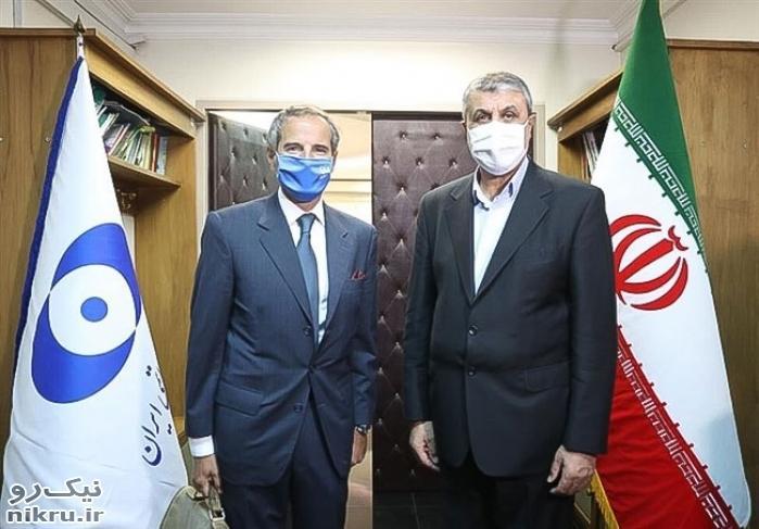 در باره سفر مدیرکل آژانس انرژی اتمی به ایران